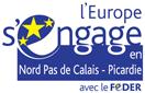 L'Europe s'engage en Nord Pas de Calais avec le FEDER